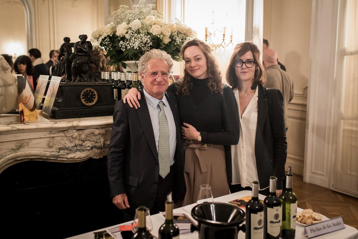 Salon du vin argentin 2016 03 11 2016 embajada en francia for Salon du vin nancy